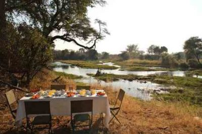 Adventurer Tanzania Fly-In Selous & Ruaha