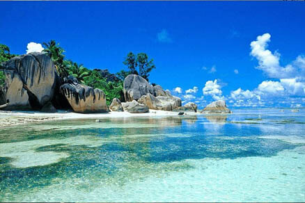 Africa Beach Holiday