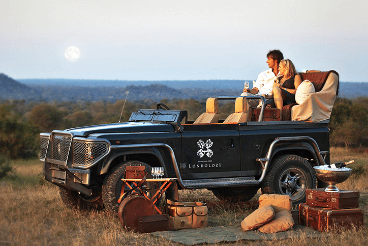 Africa Honeymoon
