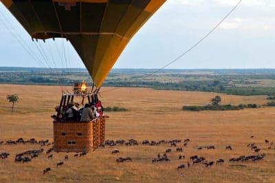 Africa's Victoria Falls & Kenya's Masai Mara