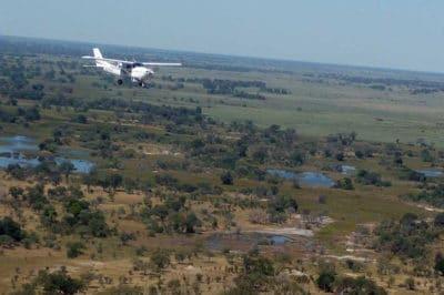 Botswana's Nxai Pan, Delta & Kwando
