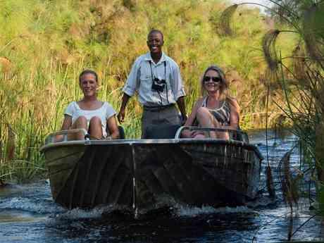 Botswana's Okavango & Linyanti