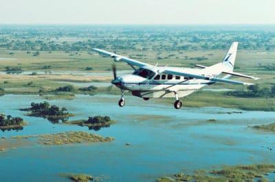 Botswana's Savute & Delta Island Fly-in Safari