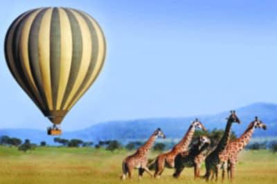 East Africa's Kenya, Tanzania & Zanzibar