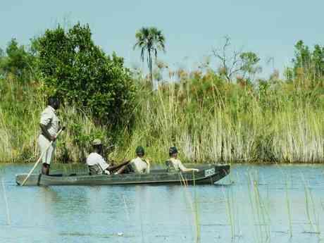 Family Botswana's Okavango Delta & Kalahari