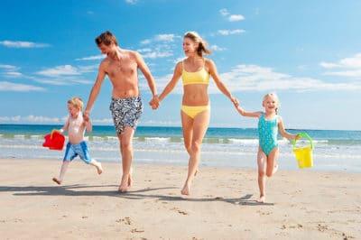 Family Kruger & Mauritius East Coast