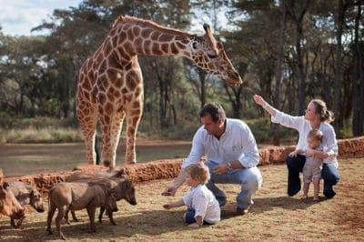Family Masai Mara, Serengeti & Zanzibar