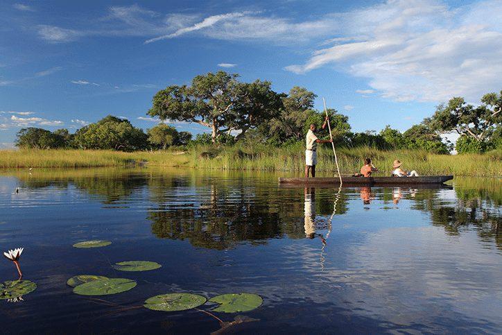 Family Okavango Delta & Mozambique