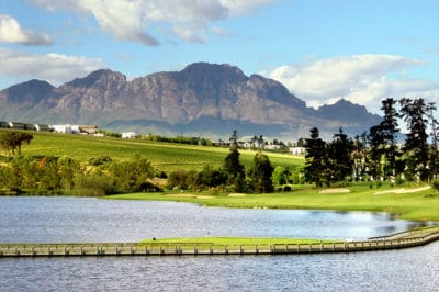 Golf South Africa's Winelands