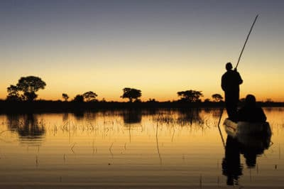 Honeymoon Cape, Victoria Falls & Delta