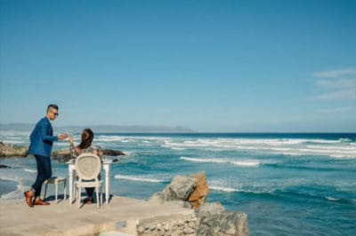 Honeymoon Cape, Whale Coast & Kruger