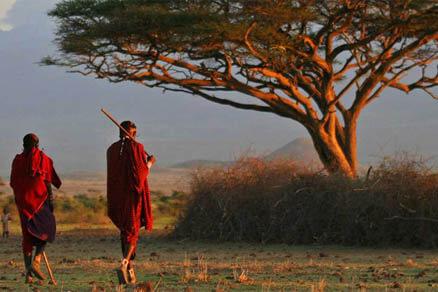 Kenya's Amboseli, Ol Pejeta & Mara (Drive/Fly)