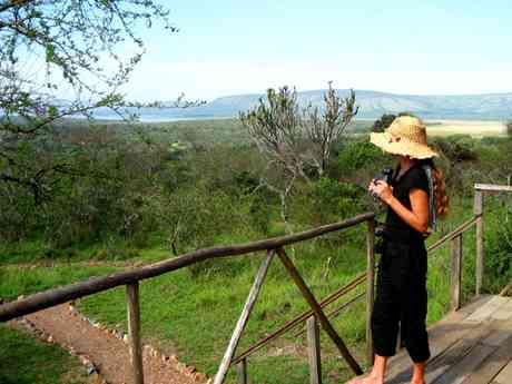 Lake Mburo Camp