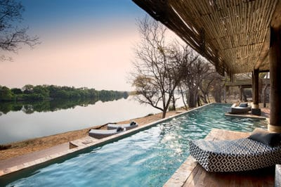 Matetsi River House