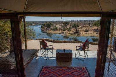Meno-A-Kwena Tented Camp
