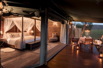 One Nature Nyaruswiga Luxury Camp