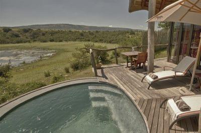 Pumba Water Lodge