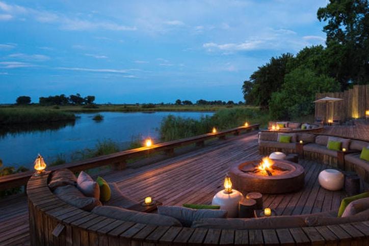 Romantic Botswana's Delta, Linyanti & Moremi