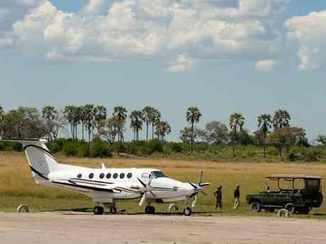 Romantic Botswana's Delta & Selinda