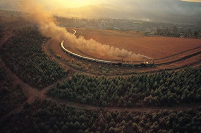 Romantic Cape Town, Rail & Kruger