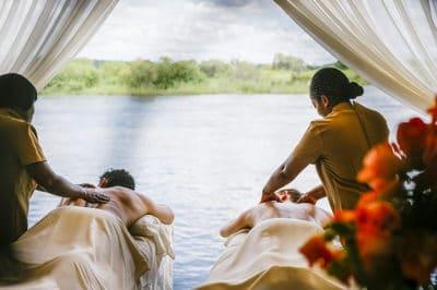 Romantic Falls, Zambezi & Chobe