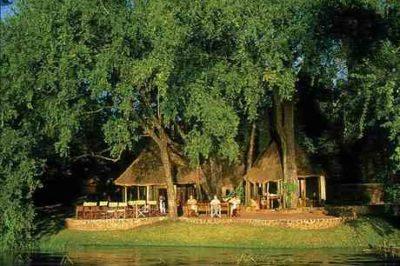 Romantic Livingstone Falls & Zambezi
