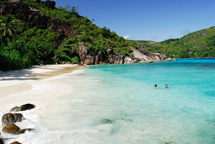 Romantic Seychelles' Mahe Island