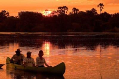 Romantic Zambia's Luangwa, Zambezi & Falls