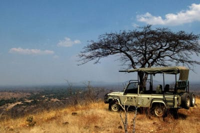 Selous & Ruaha Adventure