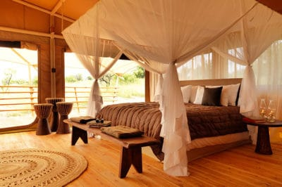 Serengeti Bushtops Luxury Tented Camp