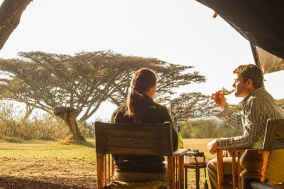 Serengeti Migration Safari Camp