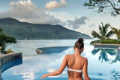 Seychelles' Mahe Island