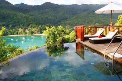 Seychelles' Praslin & Mahe Islands