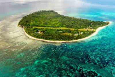 Seychelles Private Island
