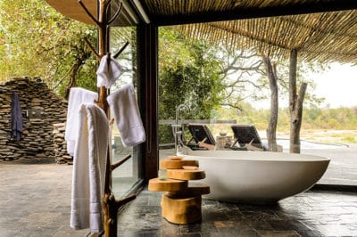 Singita Boulders Lodge