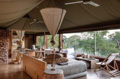 Singita Faru Faru River Lodge