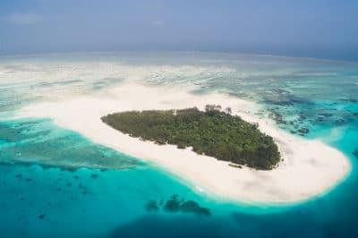 Tanzania's Mnemba Private Island