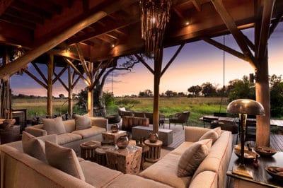 Xudum Okavango Delta Lodge