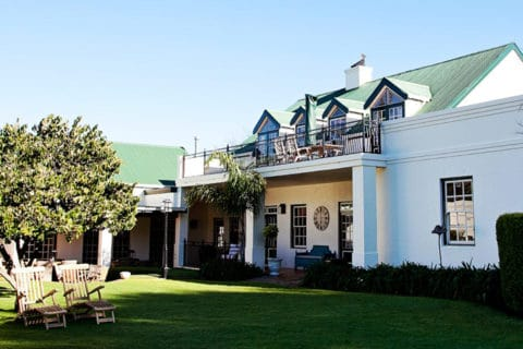 Avondrood Guest House